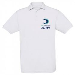 Polo jury homme